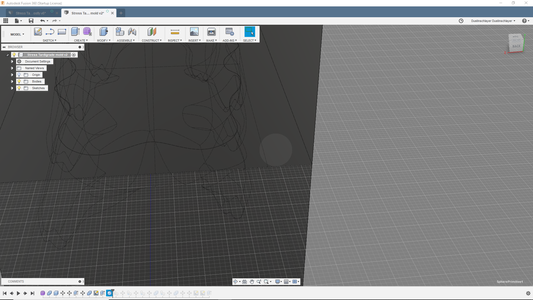 Modeling the Mold Part-1
