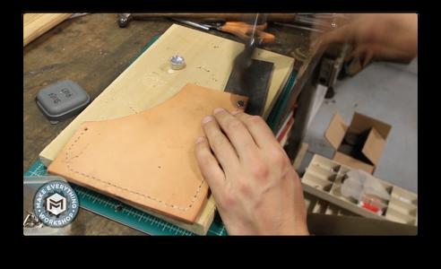 Punching, Stitching, and Riveting.