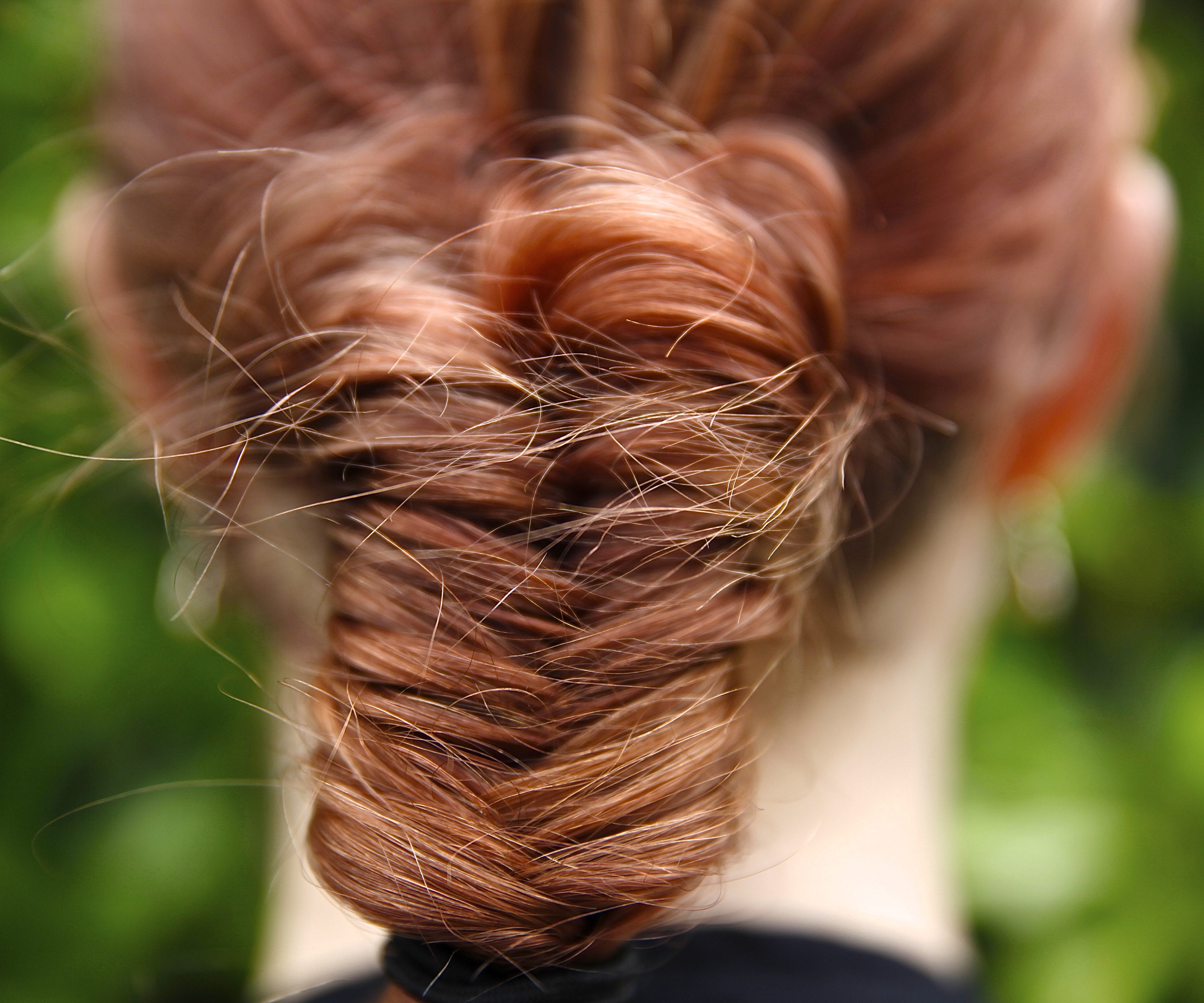 Picture of How to Do a Fishtail Braid Hairstyle