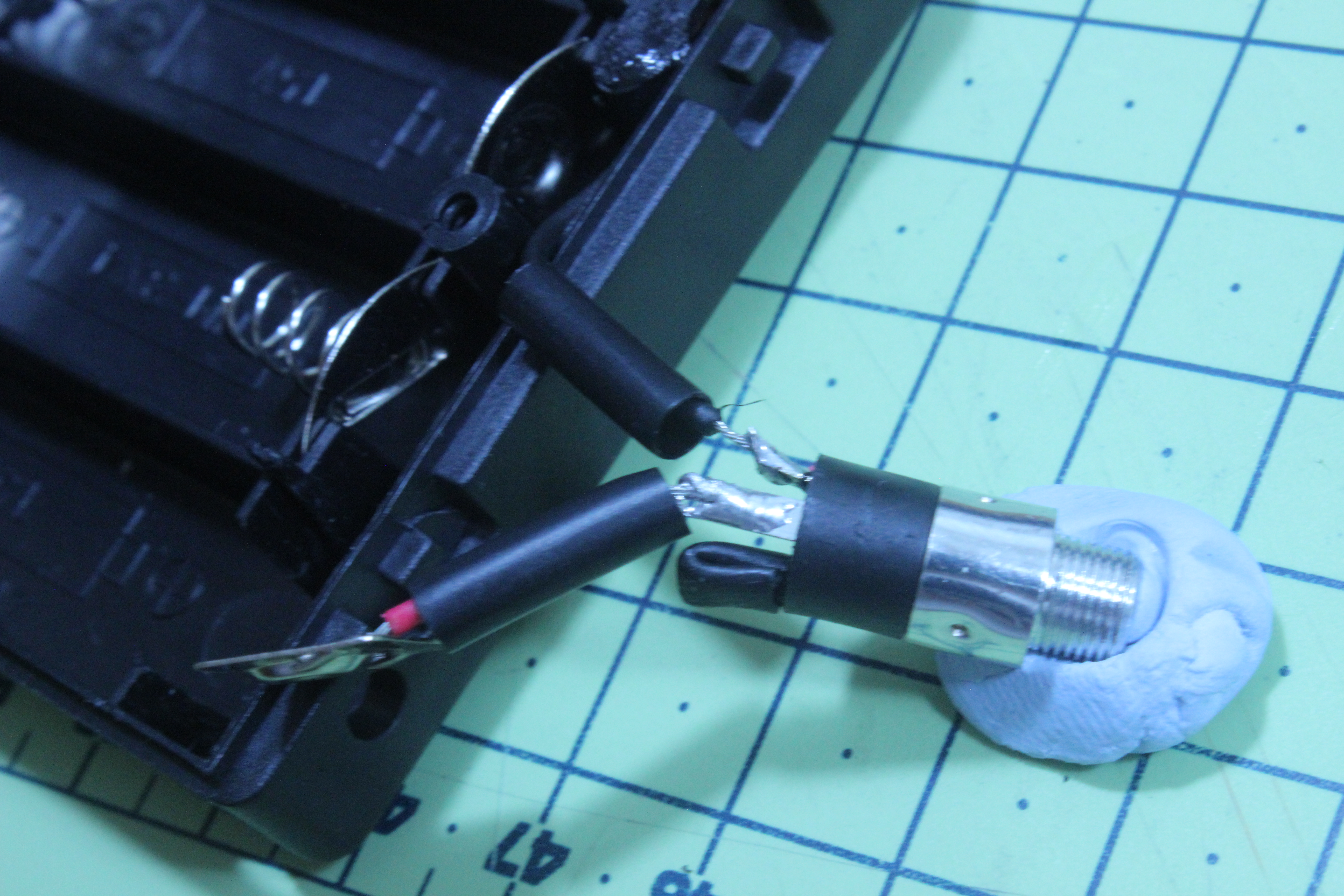 Picture of SECTION E: Power-Up (Battery or Mains Power Adapter)