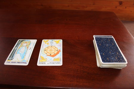 Tarot Card Three Card Reading