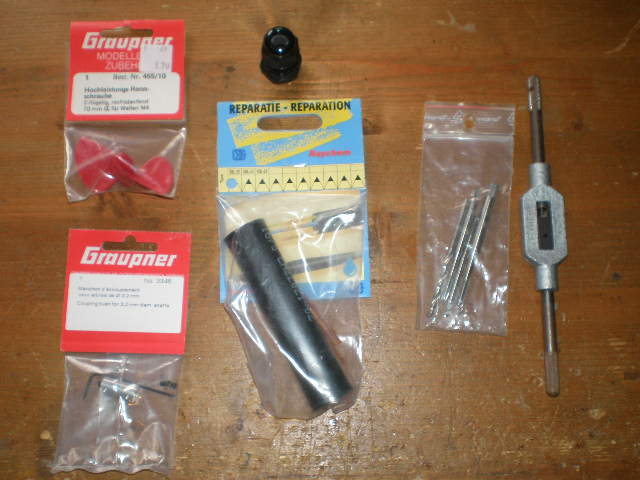 Picture of Tools and Materials You'll Need: