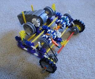 K'nex Programmable Automaton
