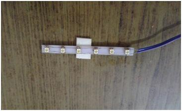 Prepare the LED Strip