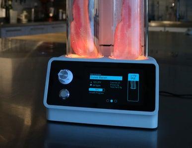 DRM Countertop Bacon Extruder