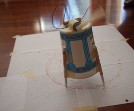Scribbling Machine-Castilleja School