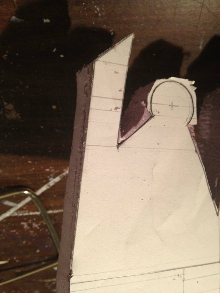 Picture of Cutting Out the Key