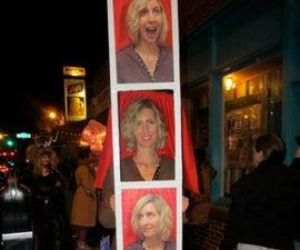 Photo Booth Strip Costume