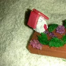 Matchbox Fairy Garden