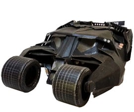 "Paper Batmobile - ""The Tumbler"" from Nolan's Batman"