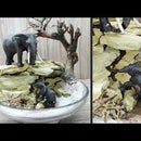 How to Make Wildlife Diorama