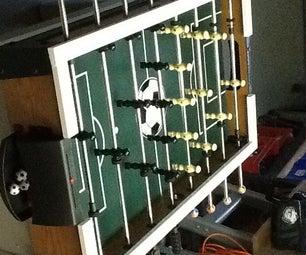 Foosball Table Upgrade