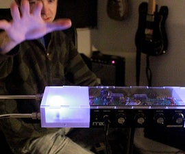 Augment a Moog Etherwave Theremin