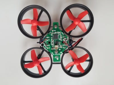 Remove the Top Cover From the Drone