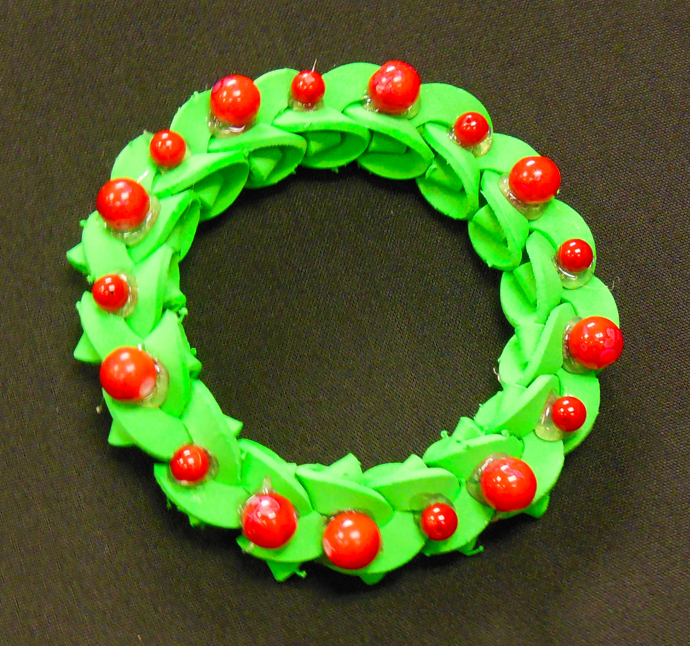 Picture of Foam Ring Decorations
