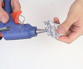 5 Life Hacks to Use a Glue Gun