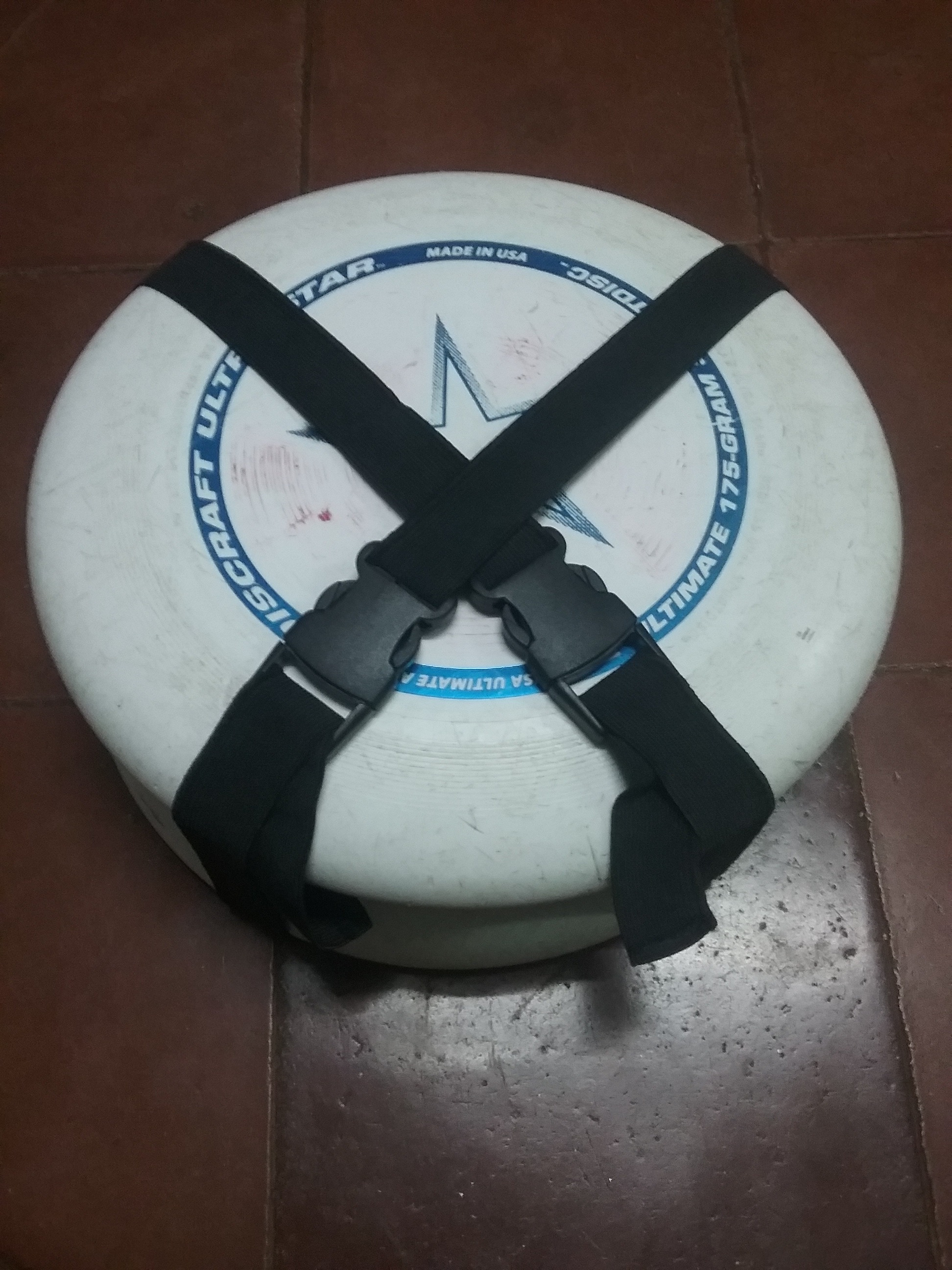 Picture of Frisbee Disc Holder