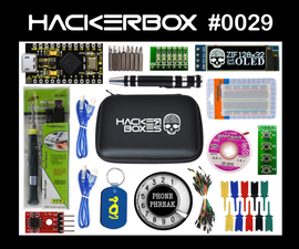 HackerBox 0029: Field Kit