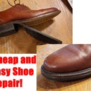 Cheap and Easy Shoe Repair