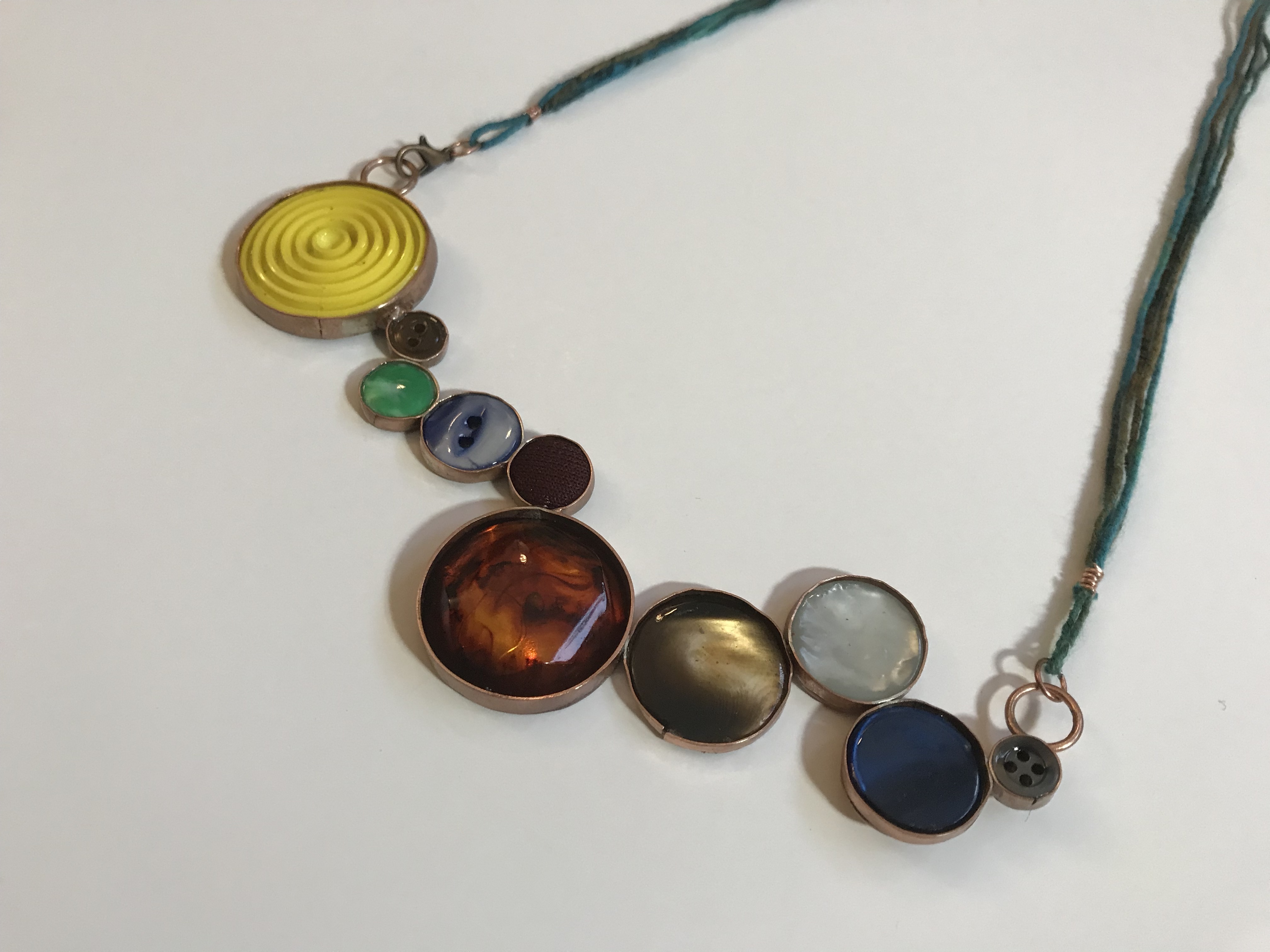 Picture of Solar System Necklace