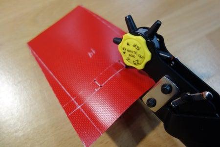 Pouch Addition: Elastic Straps