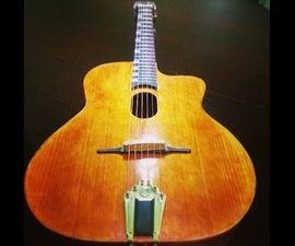 Selmer acoustic guitar