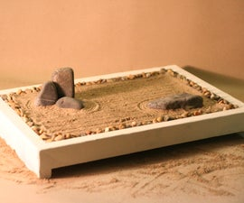 How to build your own desktop zen garden