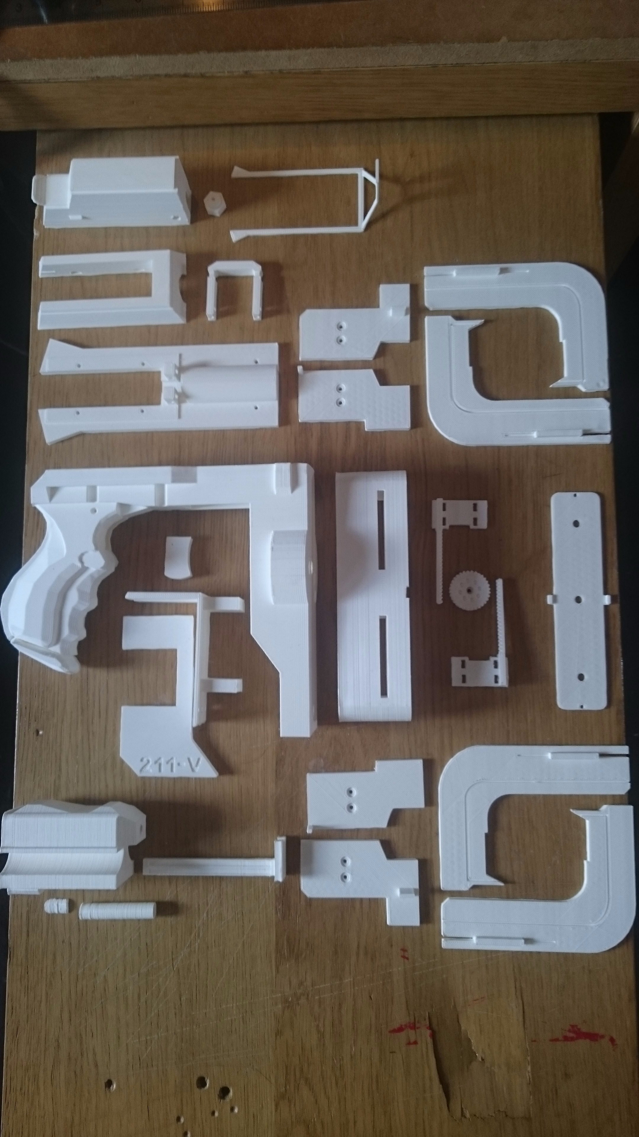 Picture of Printed Parts