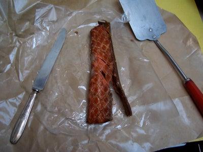 Crumble Smoked Salmon