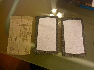 Pockets! Preparation of Welts