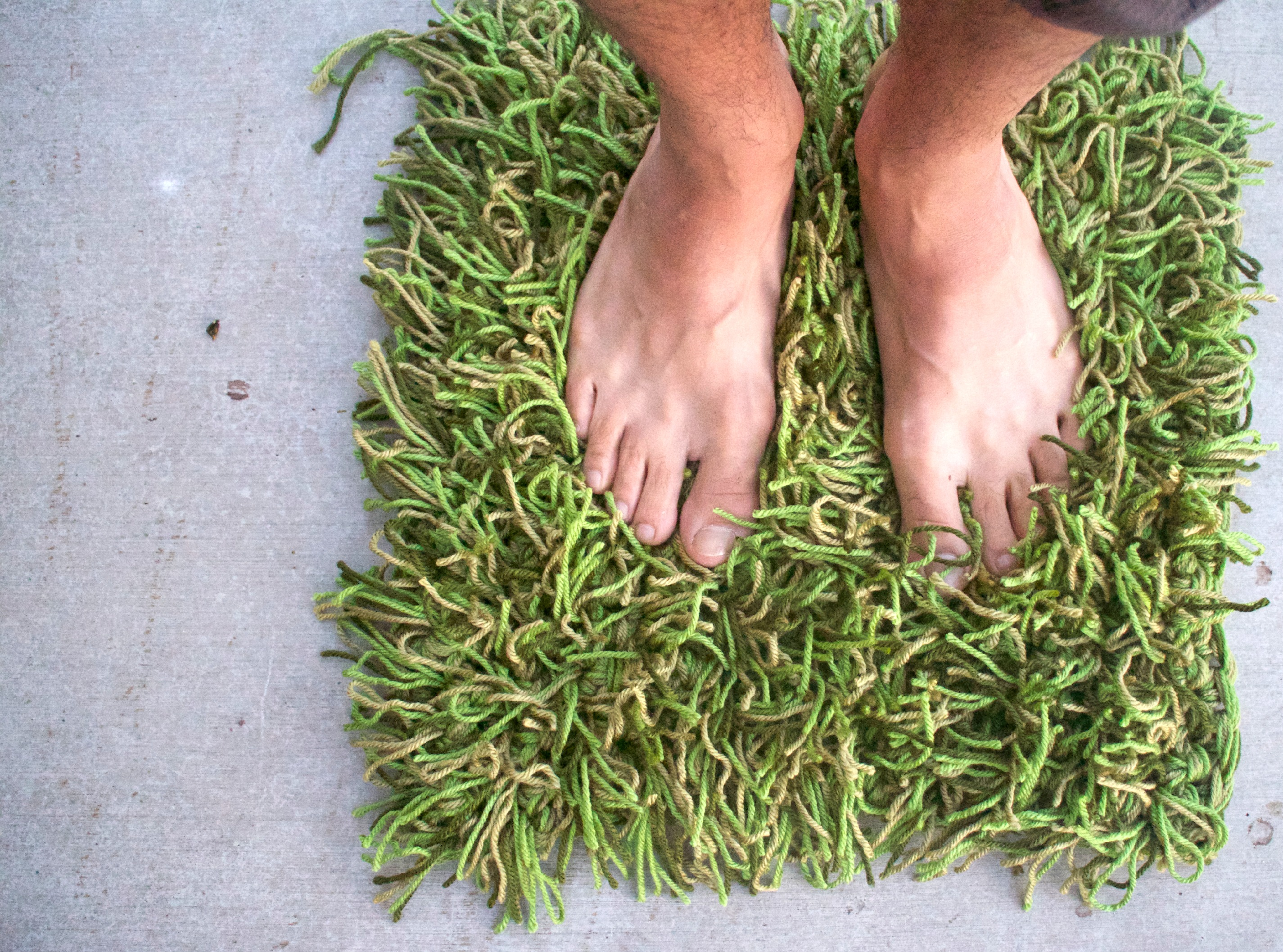 Picture of Grass Rug