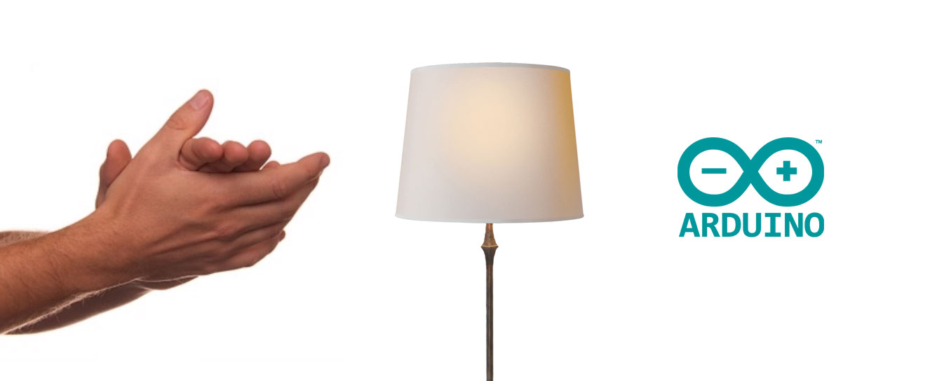 Picture of Turn on and Off a Lamp Clapping Twice, Using Arduino