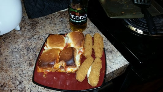 King's Hawaiian Pizza Sliders