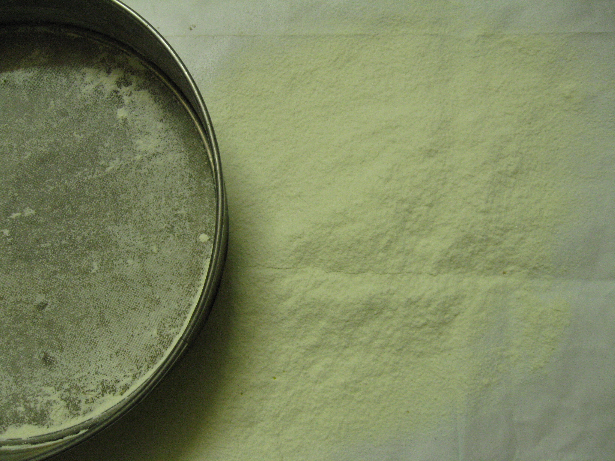 Picture of Add Icing Sugar and Make Frosting / Icing