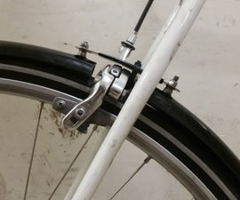 Rear Fender Bridge: Near-Full Coverage Fenders for Bicycles With Little Tire Clearance
