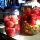 Observations concerning Strawberry Storage Methods