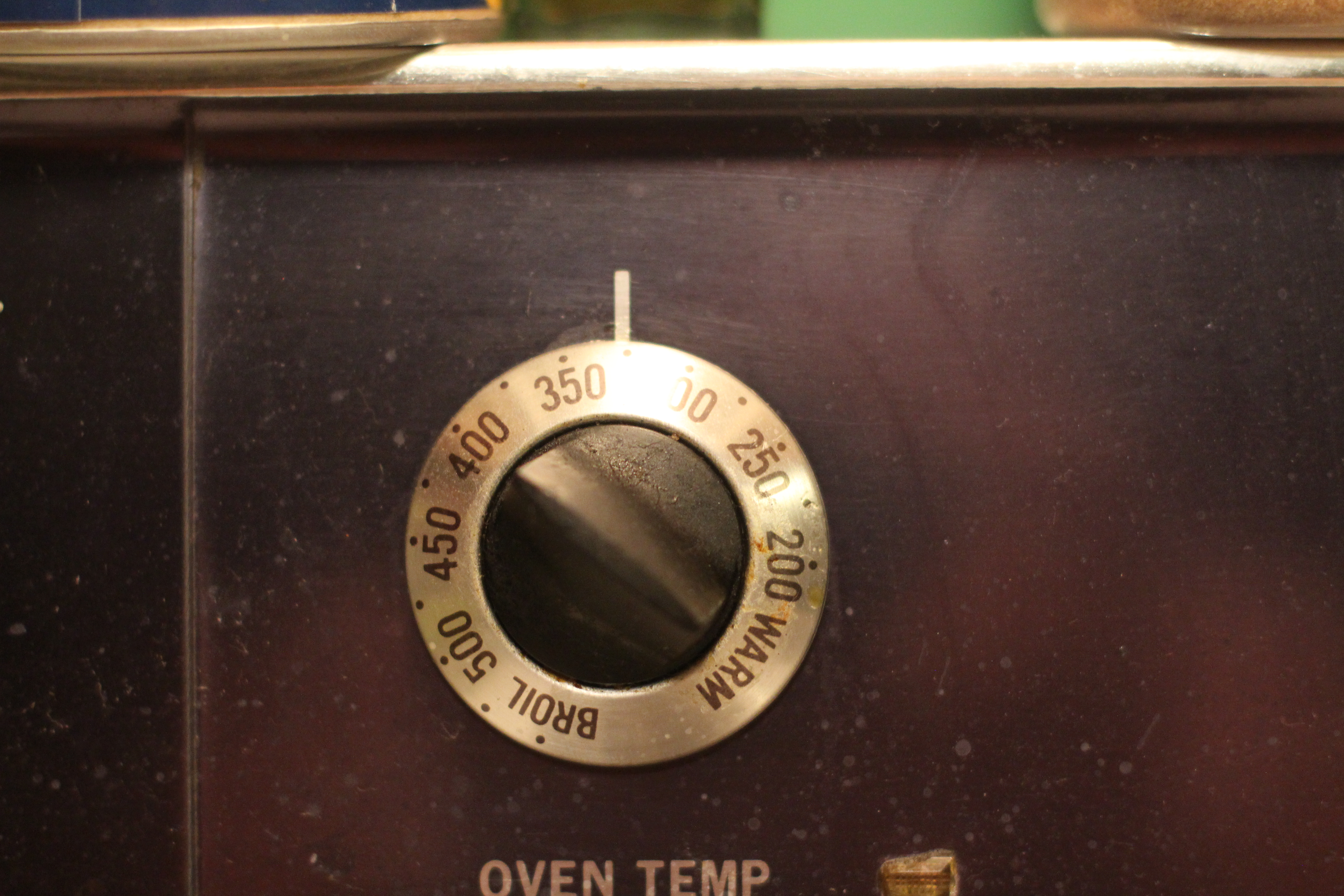 Picture of Set Your Oven...