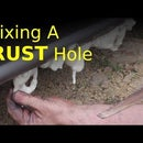 How to FIX a Rust Hole in a Rocker Panel (fast, Low-cost Method)