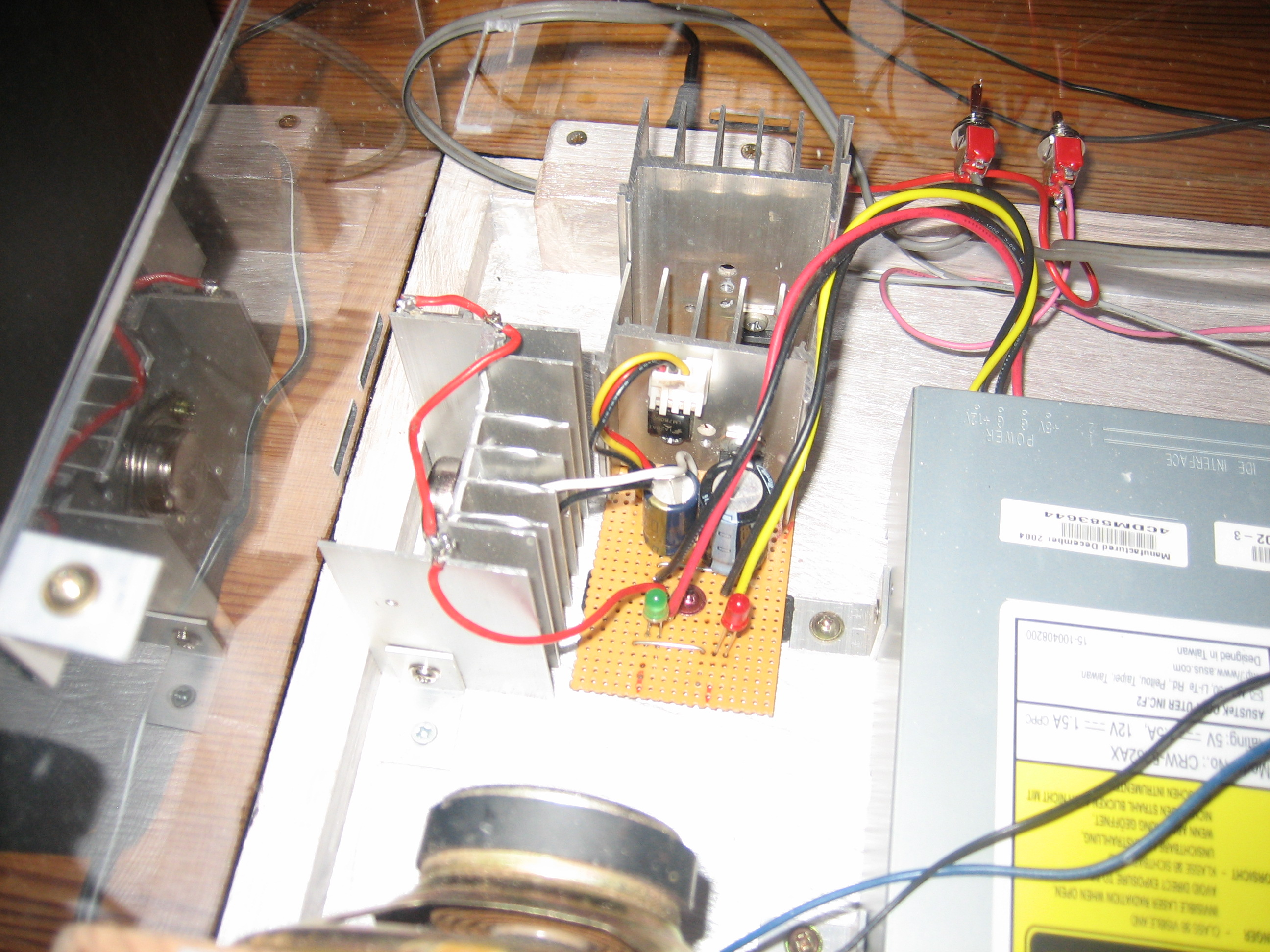 Picture of The Power Supply