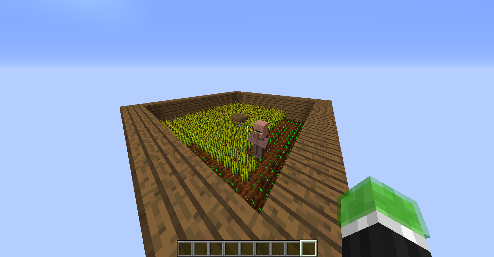 Picture of How to Make an Easy Automatic Farm