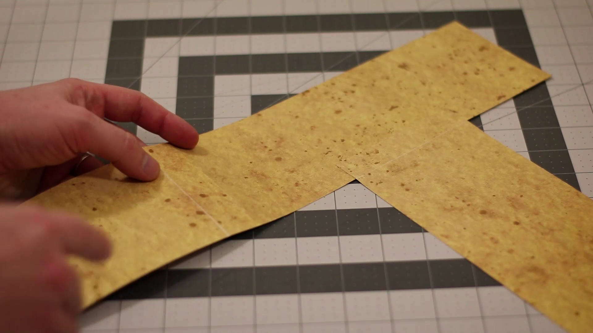 Picture of Gluing and Folding