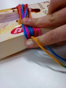 Wrap the Yarn Around the Book 30 Times
