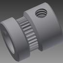 Sharp Drive/Pinch Wheel for Type A Machines 2014 Series 1 Beta 3d pinter