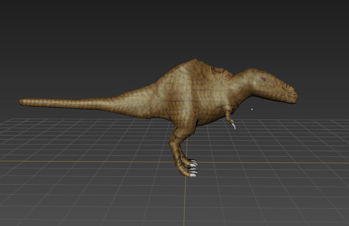 Picture of Jurrassic Park Spinasaurus