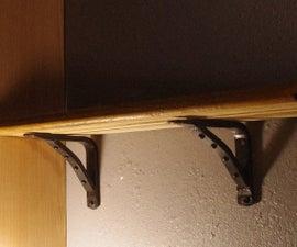 Forged Shelf Brackets