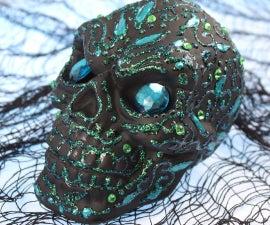 Decorative Halloween Skulls
