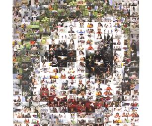 Joker Mosaic