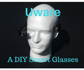 Uware: a DIY AR Headset