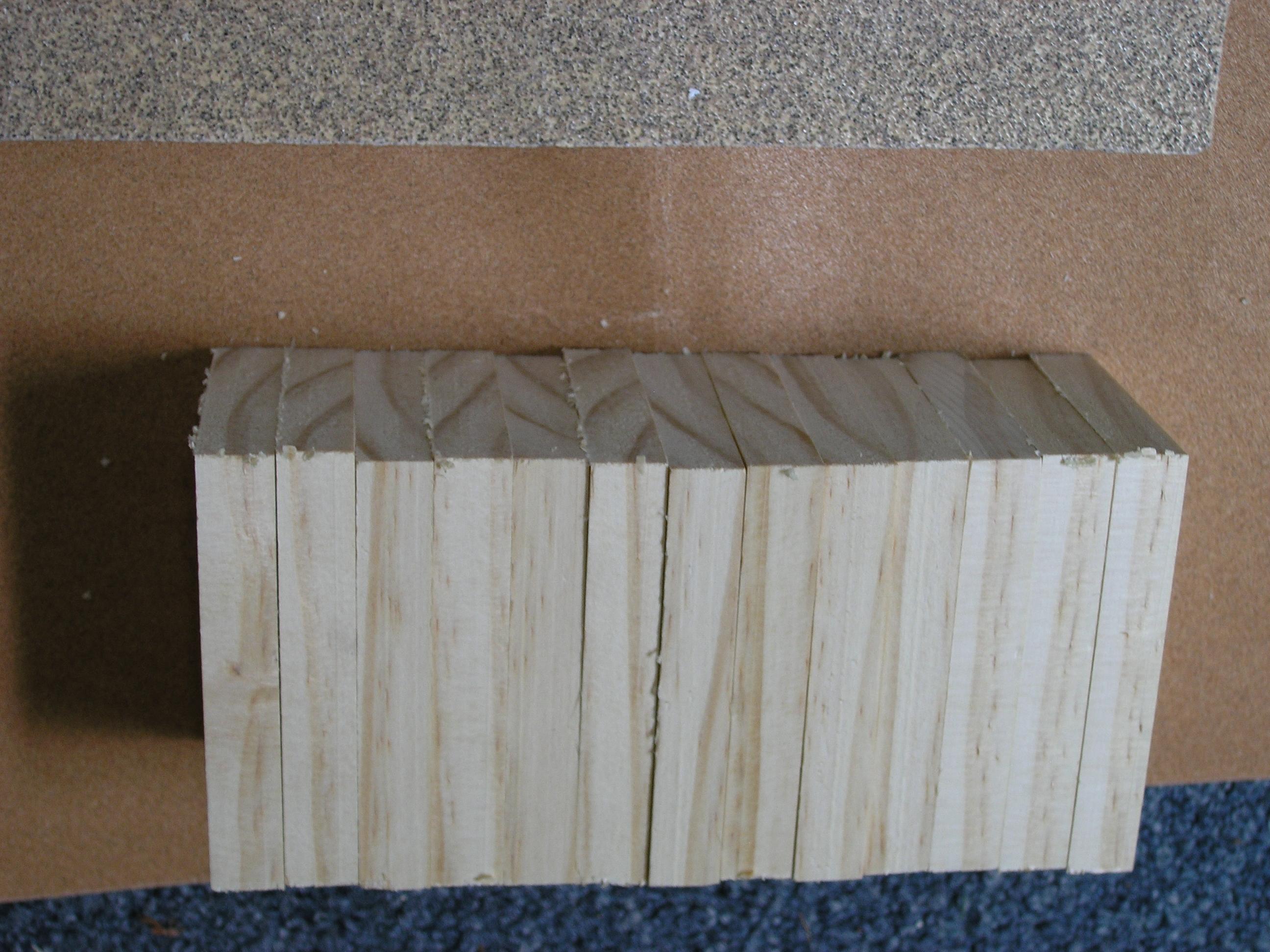 Picture of Prepare the Blocks