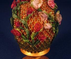Rose Garden Egg